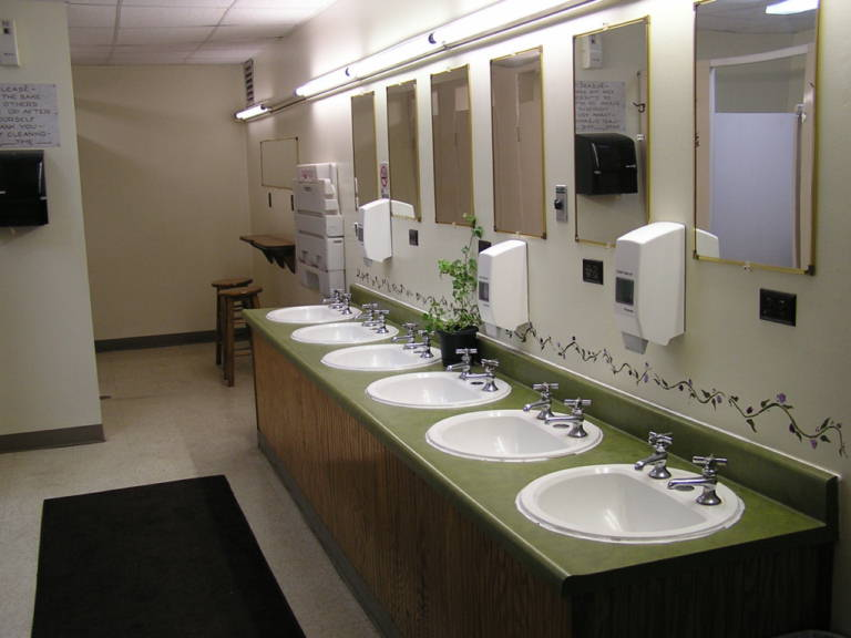 Restrooms Everything A To Z By Contractors Solutions Inc