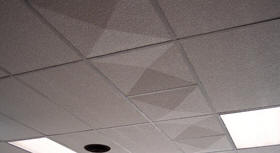 Acoustical Ceilings Commercial Property Ceilings By Contractors - 2x2 act ceiling
