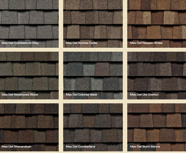 Color of roof shingles viral infections blog articles for How many types of roofing shingles are there